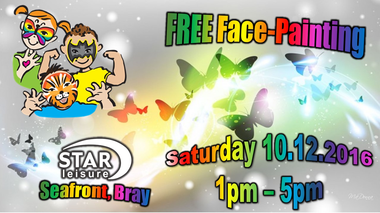 Face Painting 10.12.16